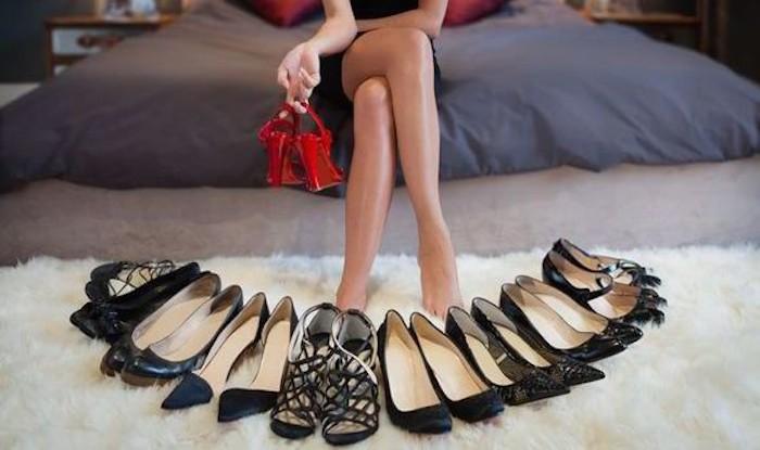 obuvki za jenata spored haraktera