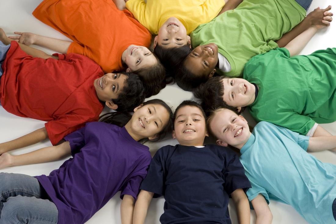 Толерантно отношение между децата