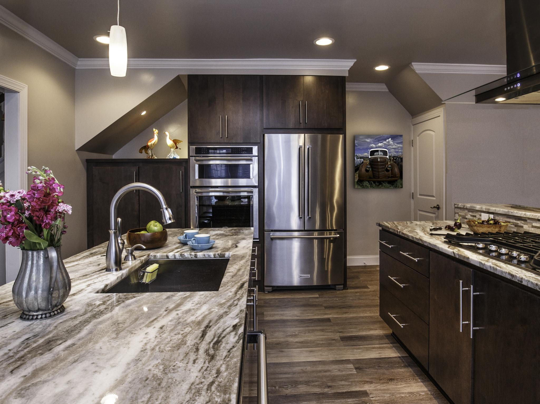 Няколко идеи за подредба на кухнята